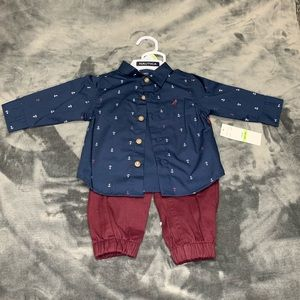 2pc Nautica Outfit